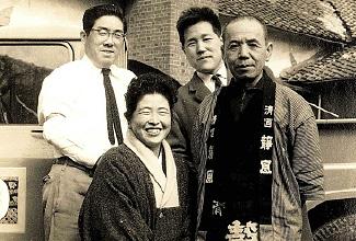 増田屋惣兵衛 久保酒蔵 Masudayasobe